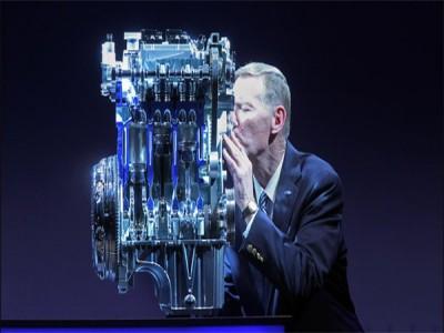 Ford представил новый мини-мотор
