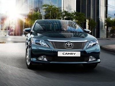Toyota Camry будут выпускать в Санкт-Петербурге