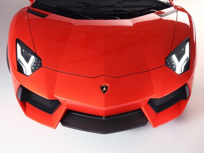 Встречайте - Lamborghini Aventador LP700-4!