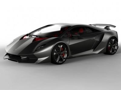 Lamborghini Sesto Elemento – сверлегкий суперкар от Lamborghini