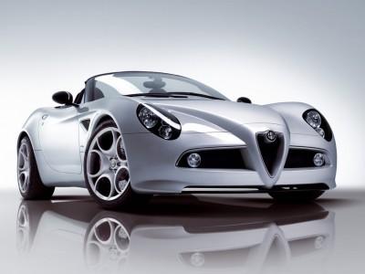 Самая мощная Alfa Romeo