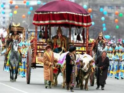 Казахстан завлекает туристов
