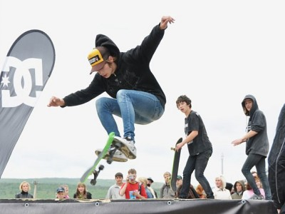 Стань скейт-героем родного города