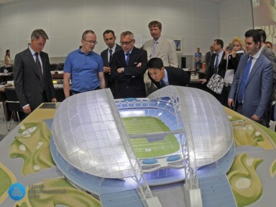 Мюллер: Комиссия ФИФА впечатлена презентацией Сочи на ЧМ-2018