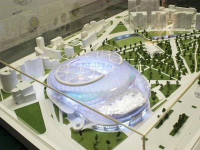 Сорокин: Темпы строительства стадиона в Сочи успокоили комиссию FIFA