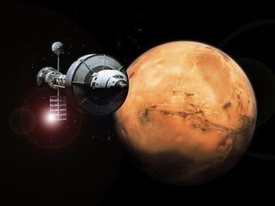 На Марсе обнаружен углерод