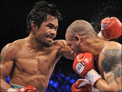 Пакьяо: Я уйду из спорта, как только перестану получать от бокса удовольств ...