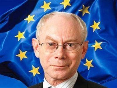 Ван Ромпей: ЕС не станет бойкотировать Евро-2012