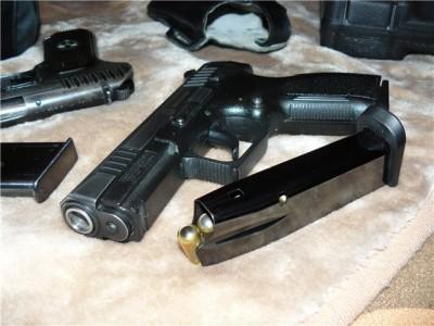 В Венесуэле запрещена продажа оружия и амуниции