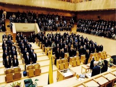 «Желтые рубашки» не дали  провести заседание тайским парламентариям