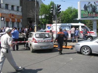 Пшонка: политические мотивы взрывов в Днепропетровске возможны