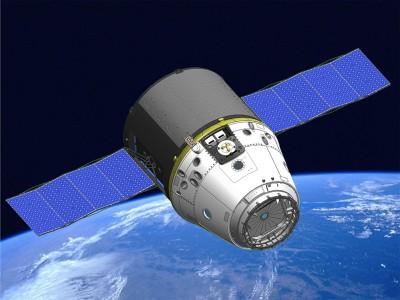 Космический корабль Dragon вернулся с орбиты