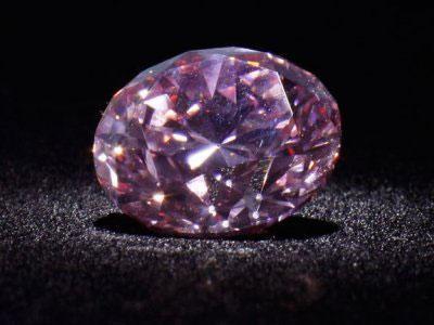За $ 17,4 миллионов продан редкий розовый бриллиант