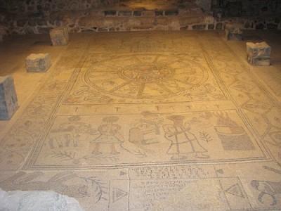 В израильской синагоге разрушены древние мозаики