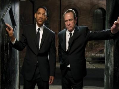 «Люди в чёрном 3» лидируют в кинопрокате России