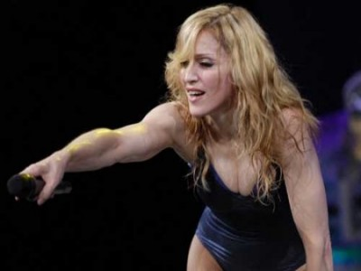 Грандиозное мировое турне Мадонны начнётся с Израиля