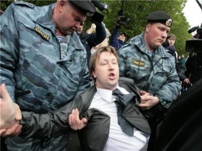 Один из судов Санкт-Петербурга признал незаконными оба запрета на акции акт ...