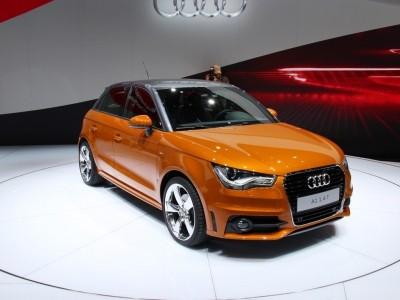 A1- самый мощный из семейства Audi