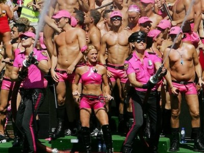 Пентагон организовывает праздник для геев