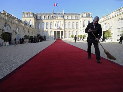 Инаугурация президента Франции
