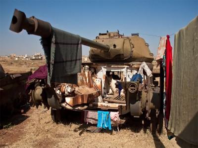 Кладбище для танков