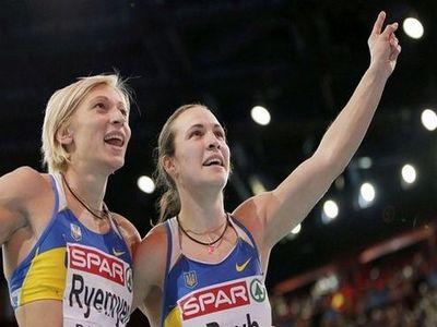 Украинки забрали два золота на чемпионате Европы в легкой атлетике