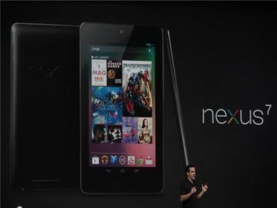 Найдена в Google Nexus 7 схожая проблема с экраном, как в MacBook Pro