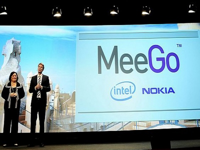 Создатели ОС MeeGo попрощались с Nokia