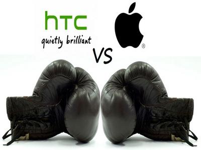 В британском суде HTC выиграла у Apple