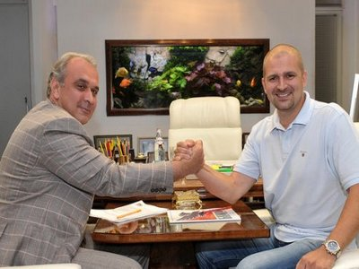 Милош Холан 41- год чешский специалист будет тренировать киевский