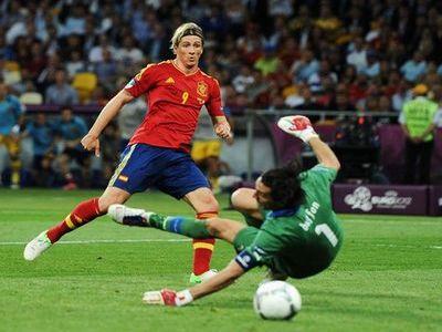 Анализ матча Испания-Италия