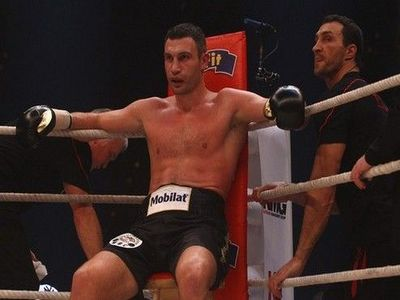 Свой следующий бой Виталия Кличко пройдет в столице России