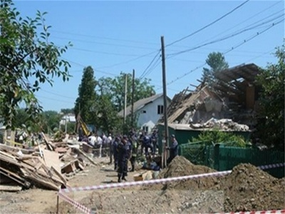 Взрыв газа в доме в Ивано-Франковске - есть жертвы