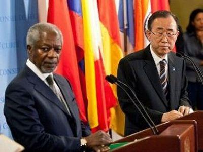 ООН назвала массовые волнения в Сирии гражданской войной