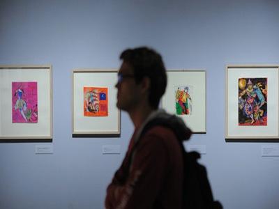 Работы Шагала будут представлены в Третьяковке