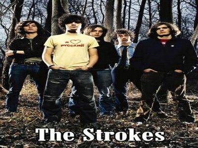 The Strokes работает над новой пластинкой