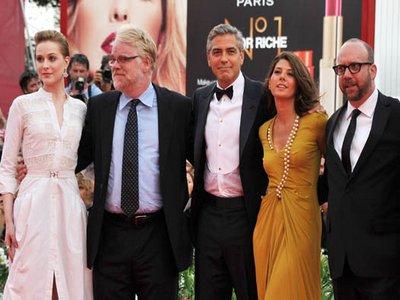 У Джорджа Клуни новый грандиозный режиссерский проект