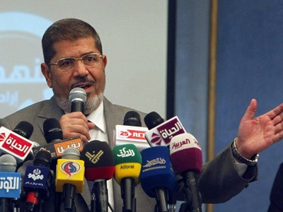 Мохаммед Мурси стал официально президентом Египта