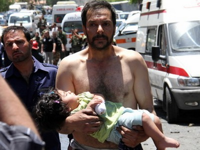 Сирийский конфликт перерос в гражданскую войну