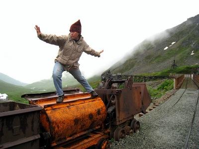 Сибиряка оштрафовали на сто рублей за экстремальную езду на крыше поезда