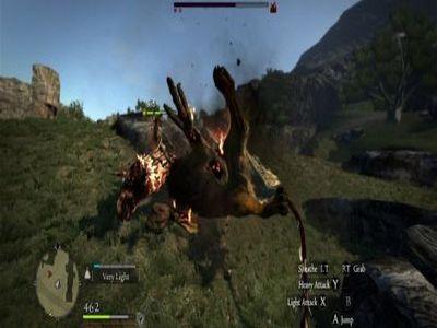 Убить дракона или эмоции от Dragon's Dogma