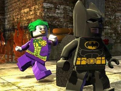 Лего-Бэтмен теперь первый в британском чарте