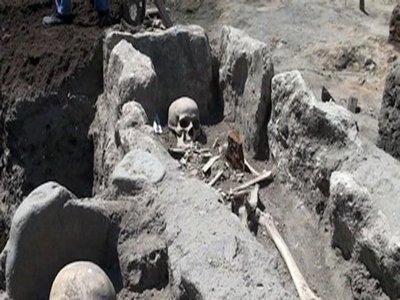 В Болгарии был найден очередной скелет