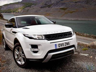 RangeRoverEvoque получит спортивную версию