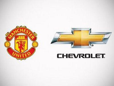 """Chevrolet будет официальным спонсором команды """"Манчестер Юнайтед"""""""