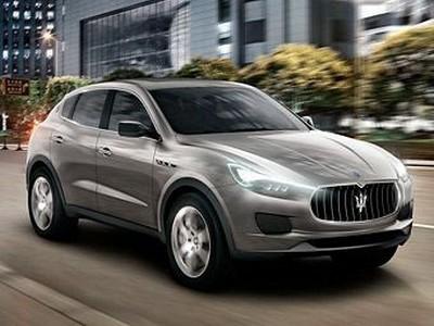 Maserati Kubang оборудуют системой симуляции