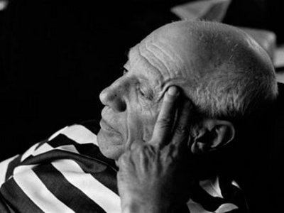 Обнаружена литография Пабло Пикассо, которая была ранее украдена из дома Ла ...