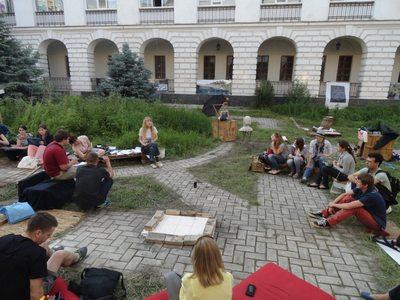 В Гостином дворе Киеве продемонстрируют документальные киноленты